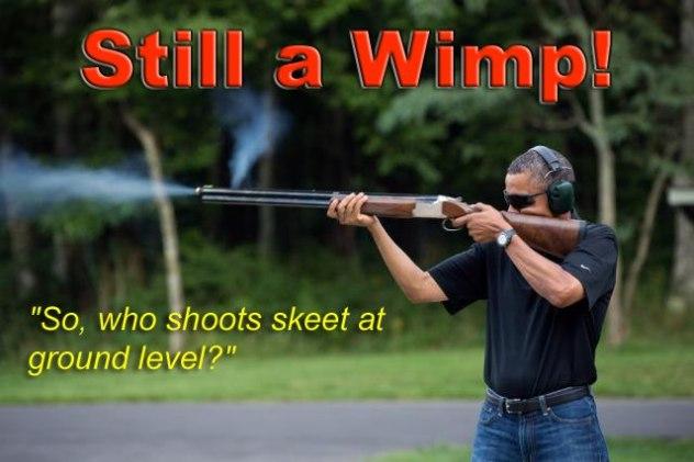 skeet obama