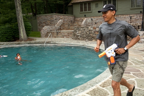 potus_water_gun_fight