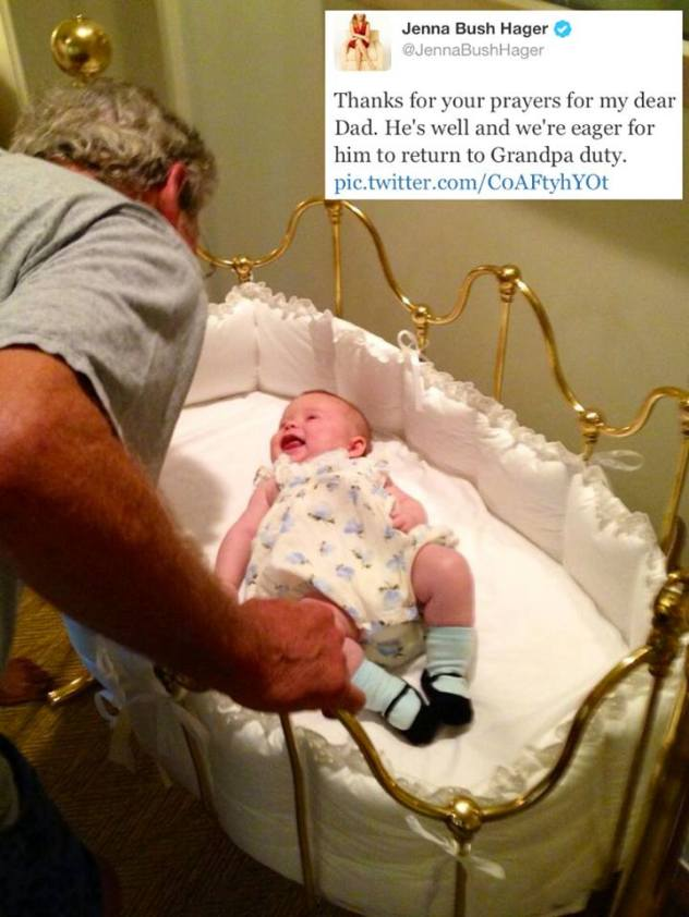 grandpa bush